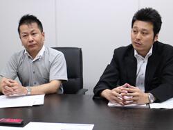 宮川さん(左)と野口さん
