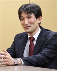 ブックオフコーポレーション 人財部長 冨山隆範