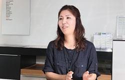 「『WILLレポート』には、アルバイトのエピソードが登場することも多い」と語る柳沢さん