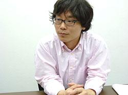 自らも約3年のアルバイト期間を経て正社員になったという八木雄高さん。2009年より人事部に
