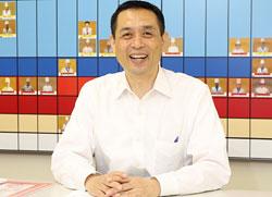 専務取締役の富樫正浩氏