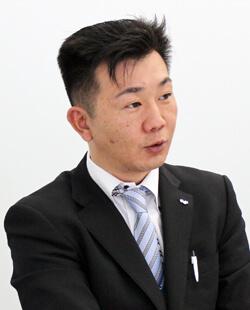 千葉での試験導入時から「宅配メイト」の立ち上げに携わってきた横山治氏
