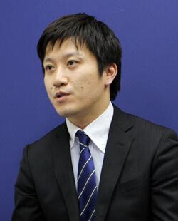 正社員からアルバイトスタッフまで、同社の人材採用を担当する伊藤氏